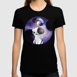 Ayanami Rei - Red Sea edit. T-shirt