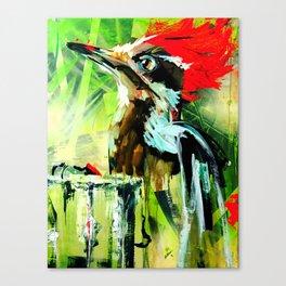 Morning Woody Canvas Print