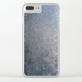 The cool down Clear iPhone Case