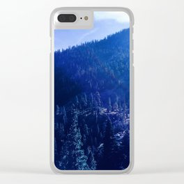 0301 Clear iPhone Case