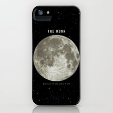 The Moon  iPhone (5, 5s) Slim Case