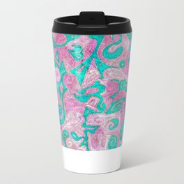 Roslyn Metal Travel Mug