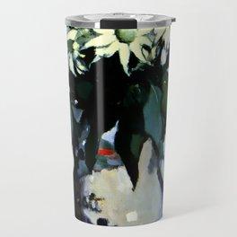 """Flannel Flowers"" by Australin Margaret Preston Travel Mug"