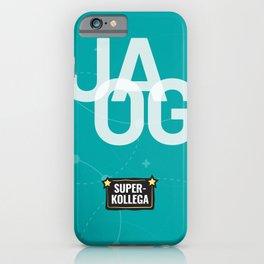 JA OG iPhone Case