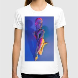 Your Body is Colored by Your Thoughts T-shirt
