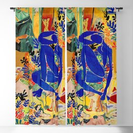 Matisse el Henri Blackout Curtain