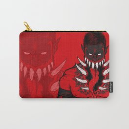 The King Demon  Carry-All Pouch