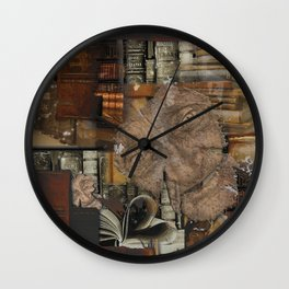 Old knowledge  Wall Clock