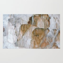 Yellowstone National Park Mammoth Hot Springs Rug