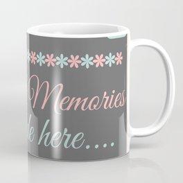 meals and memories Coffee Mug