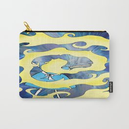 Time Vortex Carry-All Pouch
