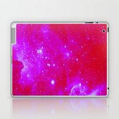 Bright Pink, Fuschia Galaxy Laptop & iPad Skin