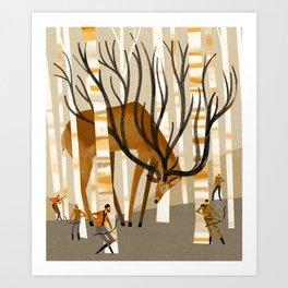 covet Art Print