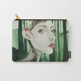 Forest sprite Carry-All Pouch