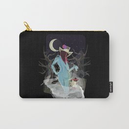 Welcome To The Darkness Carry-All Pouch