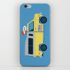 Galactic Pizza Van iPhone & iPod Skin