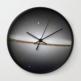 Sombrero Galaxy Wall Clock
