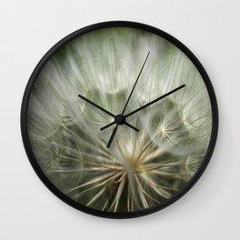 Bokeh Wall Clock