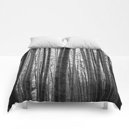 Bamboo Monochrome Comforters