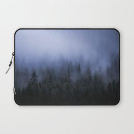 Foggy Forest Laptop Sleeve