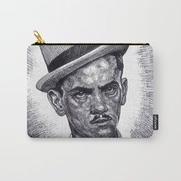 Don't Double Cross 'The Wise Guy'!!! Carry-All Pouch