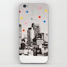 citydots iPhone & iPod Skin