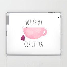 You're My Cup Of Tea Laptop & iPad Skin