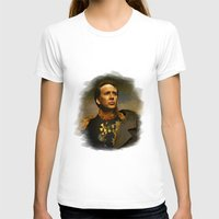 shopping T-shirts featuring Nicolas Cage - replaceface by replaceface