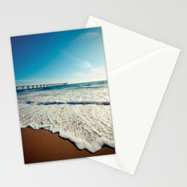 Hermosa Beach Pier Stationery Cards