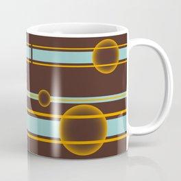 Orange Moon Coffee Mug