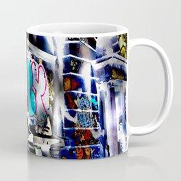 Bowery Graffiti Coffee Mug