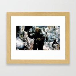 GOTHMOG Framed Art Print