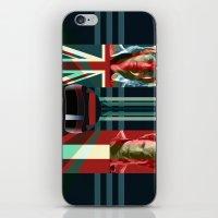 rush iPhone & iPod Skins featuring Rush by milanova