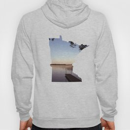 Lake Minnesota Hoody