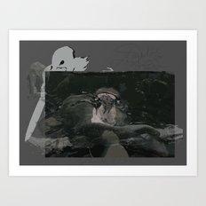 A Preview Art Print