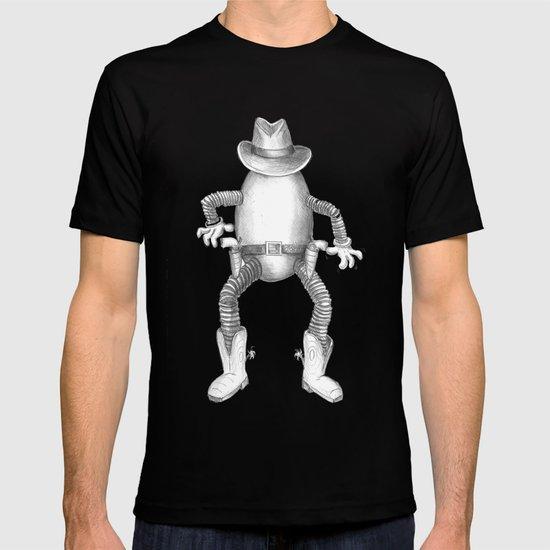 Quick draw McEgg T-shirt
