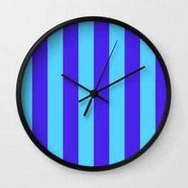 Striped Design #30 Wall Clock