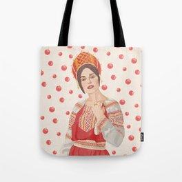 Russian Keira Tote Bag