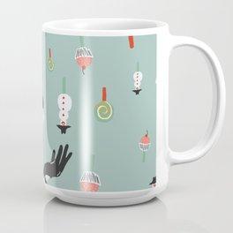 Bonbon de neige Coffee Mug