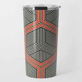 Hexagon No. 1 Travel Mug