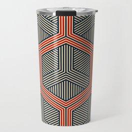 Hexagon No. 1 Travel Mug