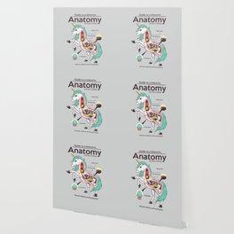 Anatomy of a Unicorn Wallpaper