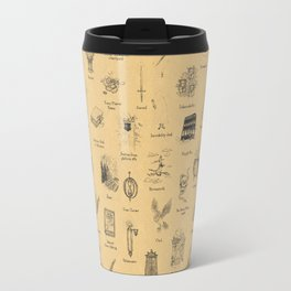 The Wizarding ABC Travel Mug