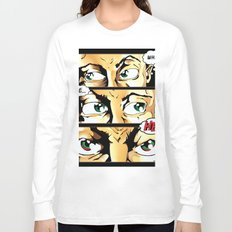 What The Hell Long Sleeve T-shirt