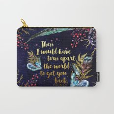 ACOMAF - Torn Apart The World Carry-All Pouch