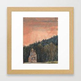 Crystal City 12-30-10a Framed Art Print