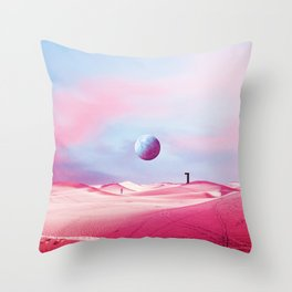 Sun Structures Throw Pillow