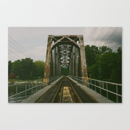Vancouver. Canvas Print