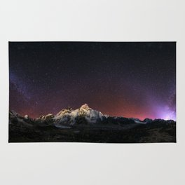 Everest Nightscape Rug