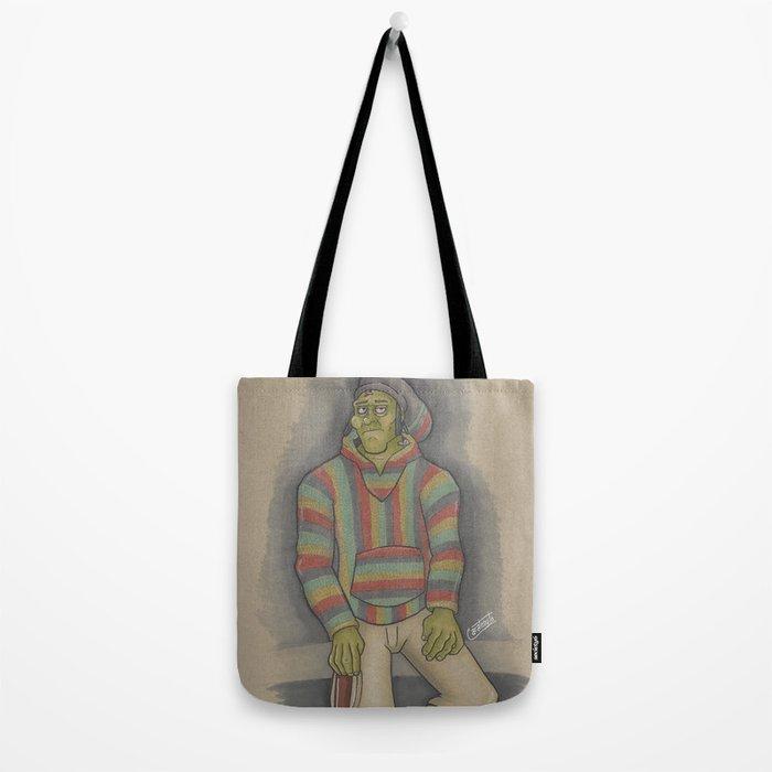 RastaFrankian Tote Bag